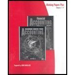 Working Papers to Accompany Accounting, 21e Chapters: Carl S. Warren,