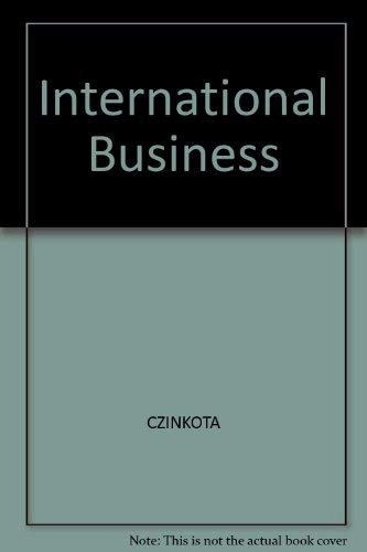 9780324206104: International Business