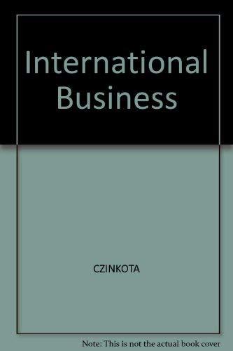 9780324206104: International Business