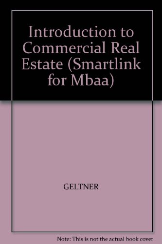9780324206609: Introduction to Commercial Real Estate (Smartlink for Mbaa)