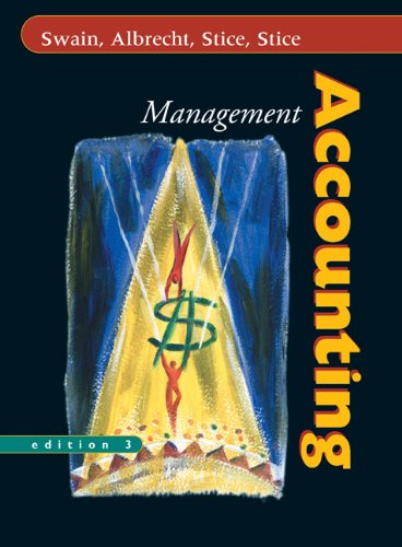 9780324206760: Management Accounting