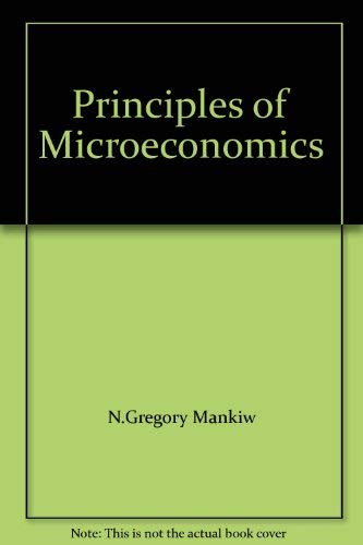 9780324210743: Principles of Microeconomics