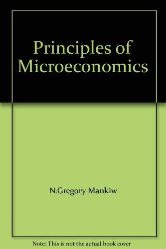 9780324210743: Principles of Microeconomics