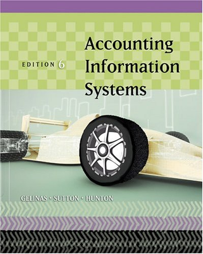 9780324220988: Accounting Information Systems (with Acquiring, Developing and Implementing Guide and CD-ROM)