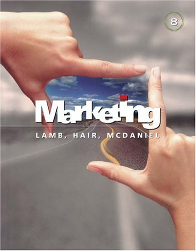 Marketing (with InfoTrac): Charles W. Lamb,