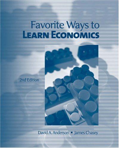 9780324222029: Favorite Ways to Learn Economics