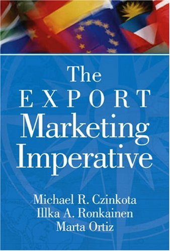 9780324222586: The Export Marketing Imperative