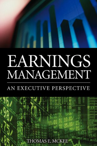 9780324223255: Earnings Management: An Executive Perspective