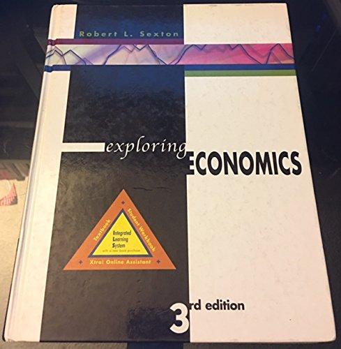 9780324223927: Exploring Economics 3e
