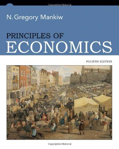9780324224726: Principles of Economics, 4th Edition (Student Edition)