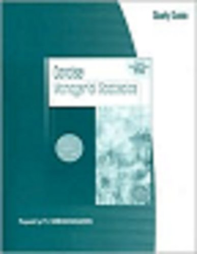 9780324224764: Study Guide for Kvanli/Pavur/Keeling's Concise Managerial Statistics