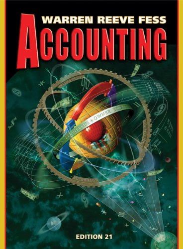 9780324225013: Accounting -international Edition