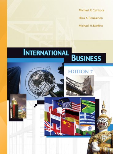 9780324225327: International Business