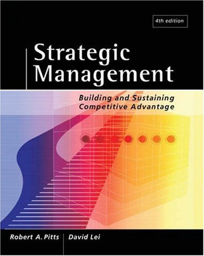 9780324226218: Strategic Management: Building and Sustaining Competitive Advantage