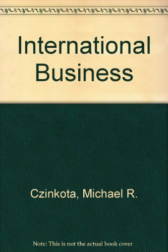 International Business (032423631X) by Hiatt