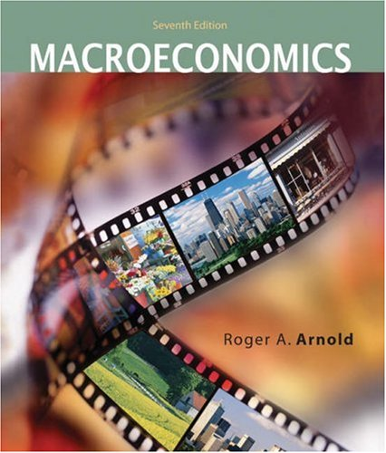 9780324236675: Macroeconomics (with InfoTrac) (Available Titles CengageNOW)