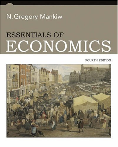 9780324236965: Essentials of Economics