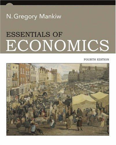 9780324236965: Essentials of Economics
