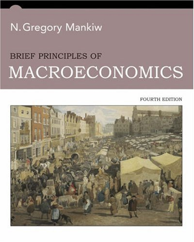 9780324236972: Brief Prin of Macroeconomics