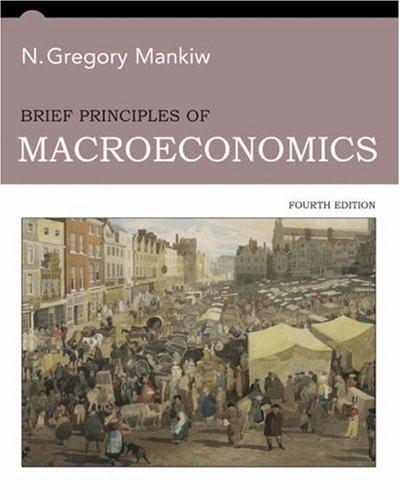 9780324236972: Brief Principles of Macroeconomics