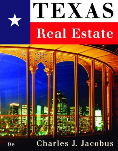 9780324237139: Texas Real Estate