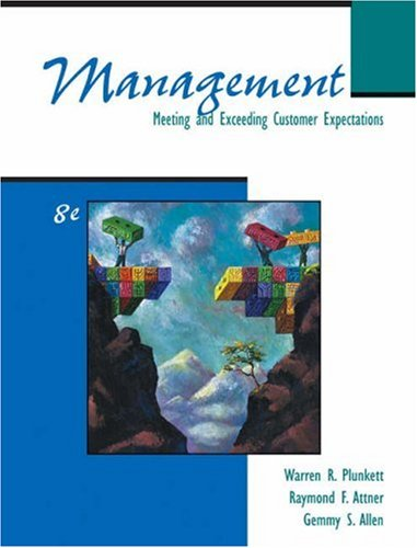 9780324259131: Management: Meeting and Exceeding Customer Expectations (with InfoTrac)