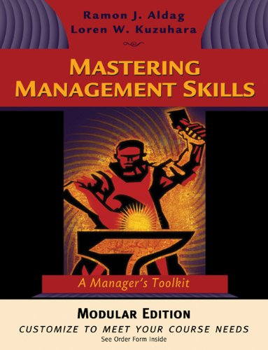 9780324259193: Mastering Management Skills: A Manager's Toolkit (with InfoTrac®)