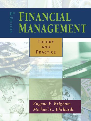 9780324259681: Financial Management: Theory and Practice (Harcourt College Publishers Series in Finance)