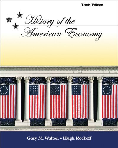 9780324259698: History of the American Economy with Economic Applications