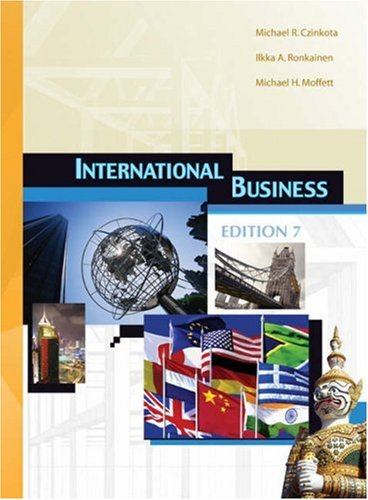 9780324259919: International Business With Infotrac