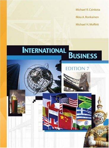 9780324259919: International Business