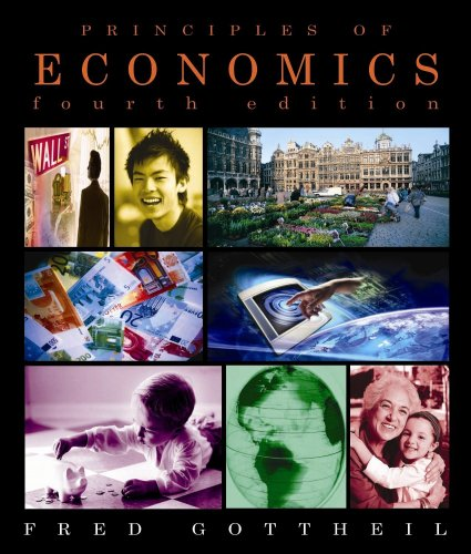 9780324260175: Principles of Economics