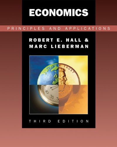 9780324260342: Economics: Principles and Applications (with InfoTrac)