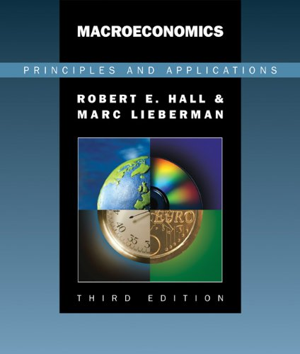 9780324260397: Macroeconomics: Principles and Applications (with InfoTrac)