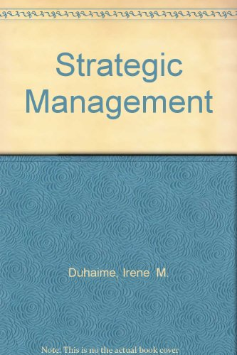 9780324260656: Strategic Management