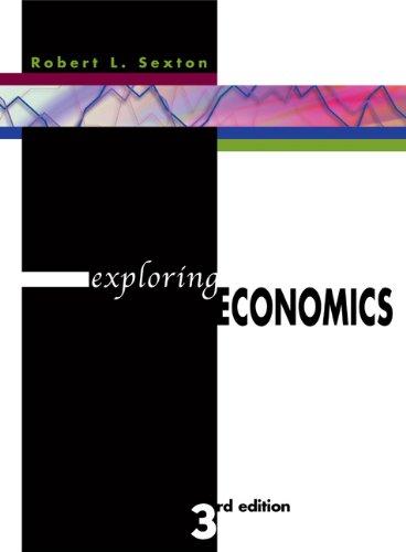 9780324260847: Exploring Economics