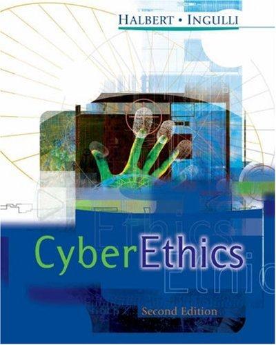 9780324261059: CyberEthics