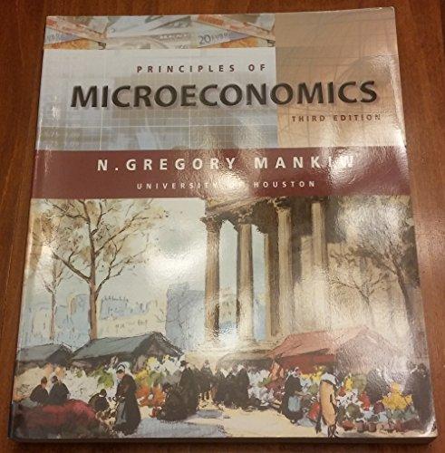 9780324269154: Principles of Microeconomics