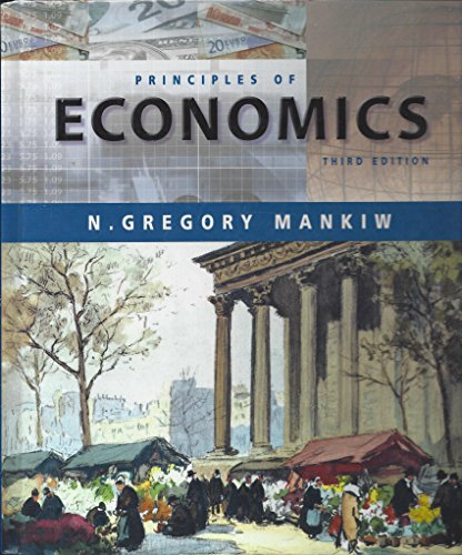 9780324269383: Principles of Economics (Book Only)