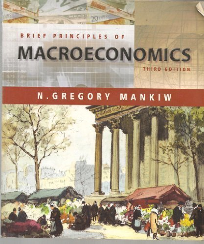 9780324269413: Prin of Macroeconomics Brief