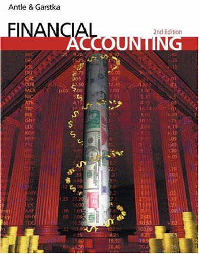 9780324270440: Financial Accounting (with Masters QEPC and Thomson Analytics)