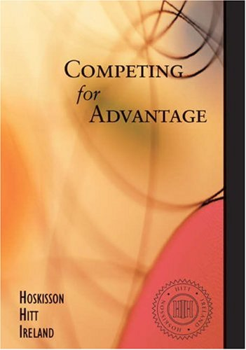 9780324271584: Competing for Advantage With Infotrac College Edition