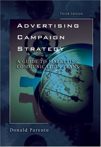 9780324271904: Advertising Campaign Strategy
