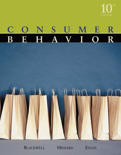 9780324271973: Consumer Behavior