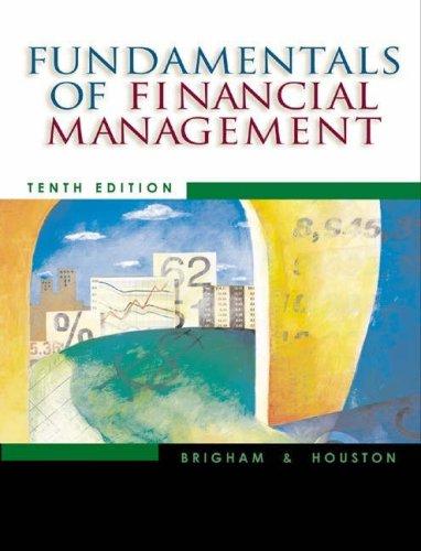 9780324272055: Fundamentals of Financial Management