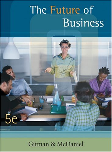 9780324272529: The FUTURE OF BUSINESS