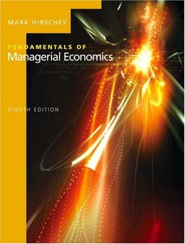 9780324288896: Fundamentals Of Managerial Economics