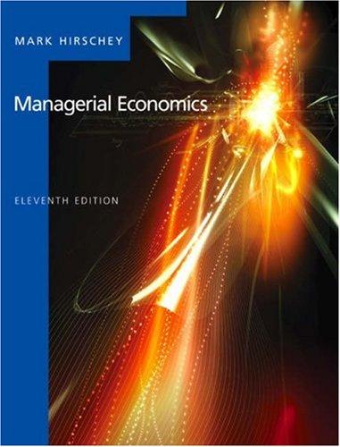 9780324288933: Managerial Economics