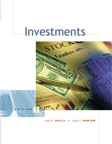9780324288995: Investments (with Thomson ONE - Business School Edition) (Available Titles CengageNOW)