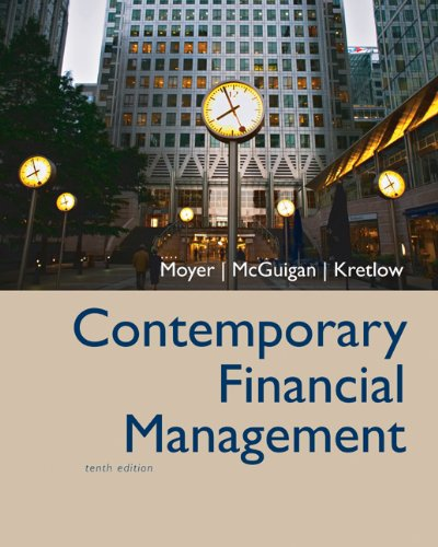 9780324289084: Contemporary Financial Management: Thomson One, Business School Edition